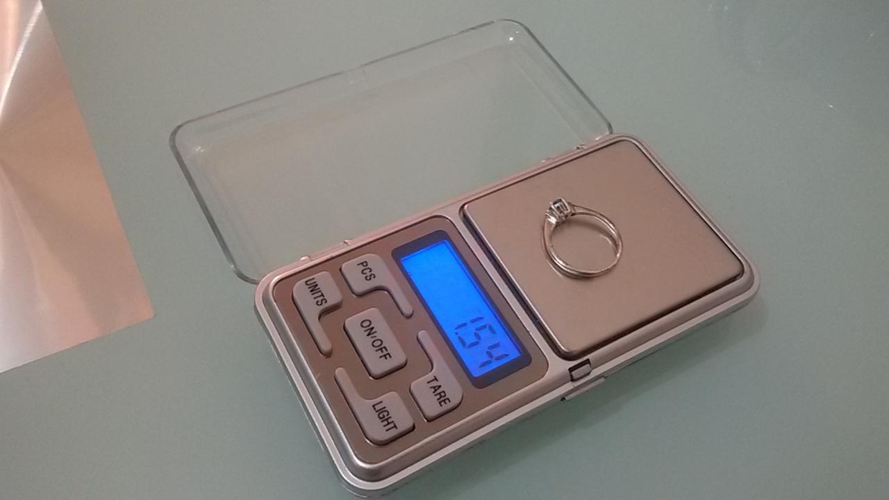 Timbangan Digital Pocket Perhiasan Emas Berlian Diamond Batu Akik Scale 500 01 Gr Jual Kiosk Kosmetik