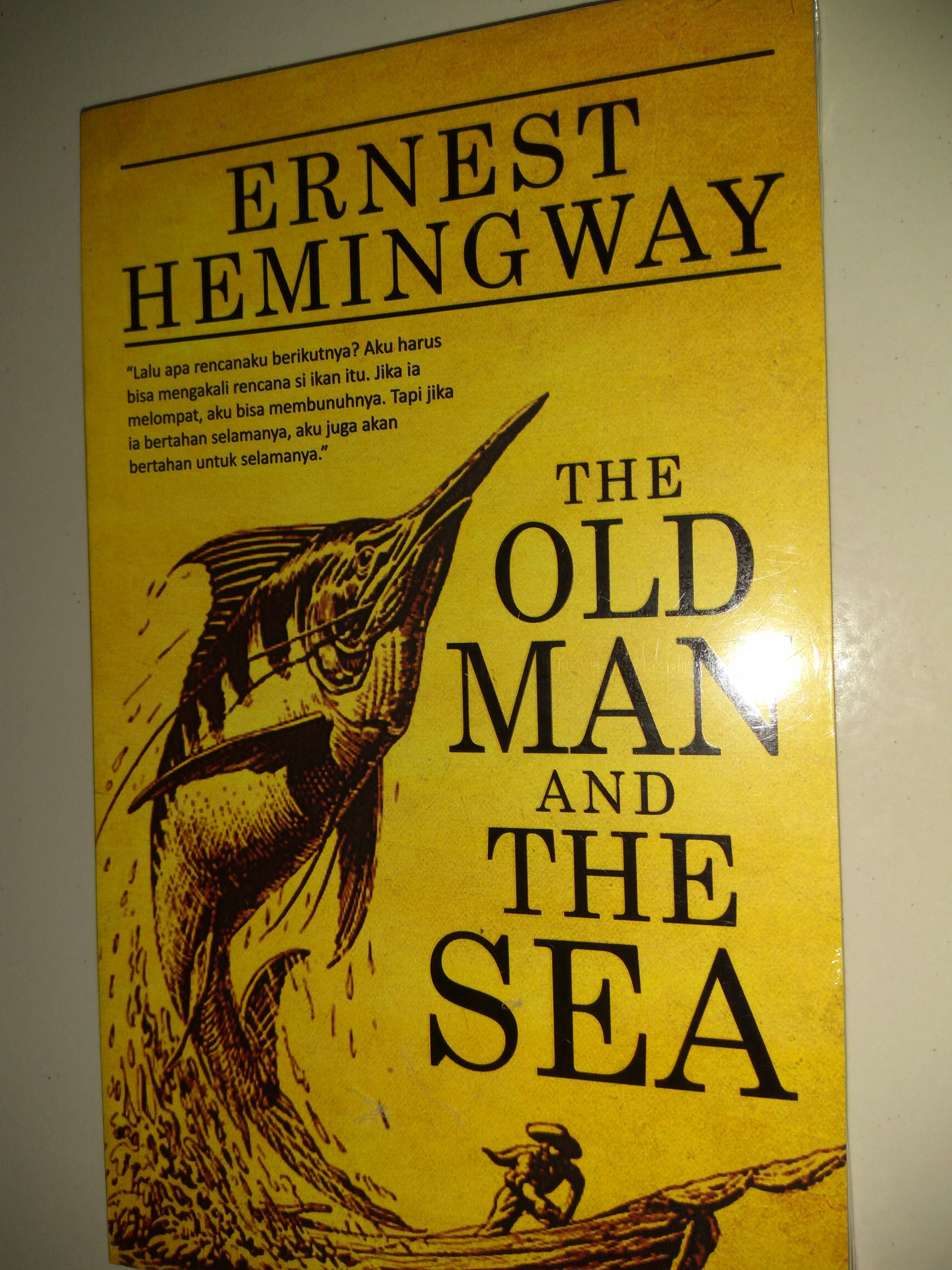 the christ like character in ernest hemingways the old man and the sea Free essay: ernest hemingway's the old man and the sea the old devotion to jesus christ old man and the sea 1297 words | 6 pages the character.