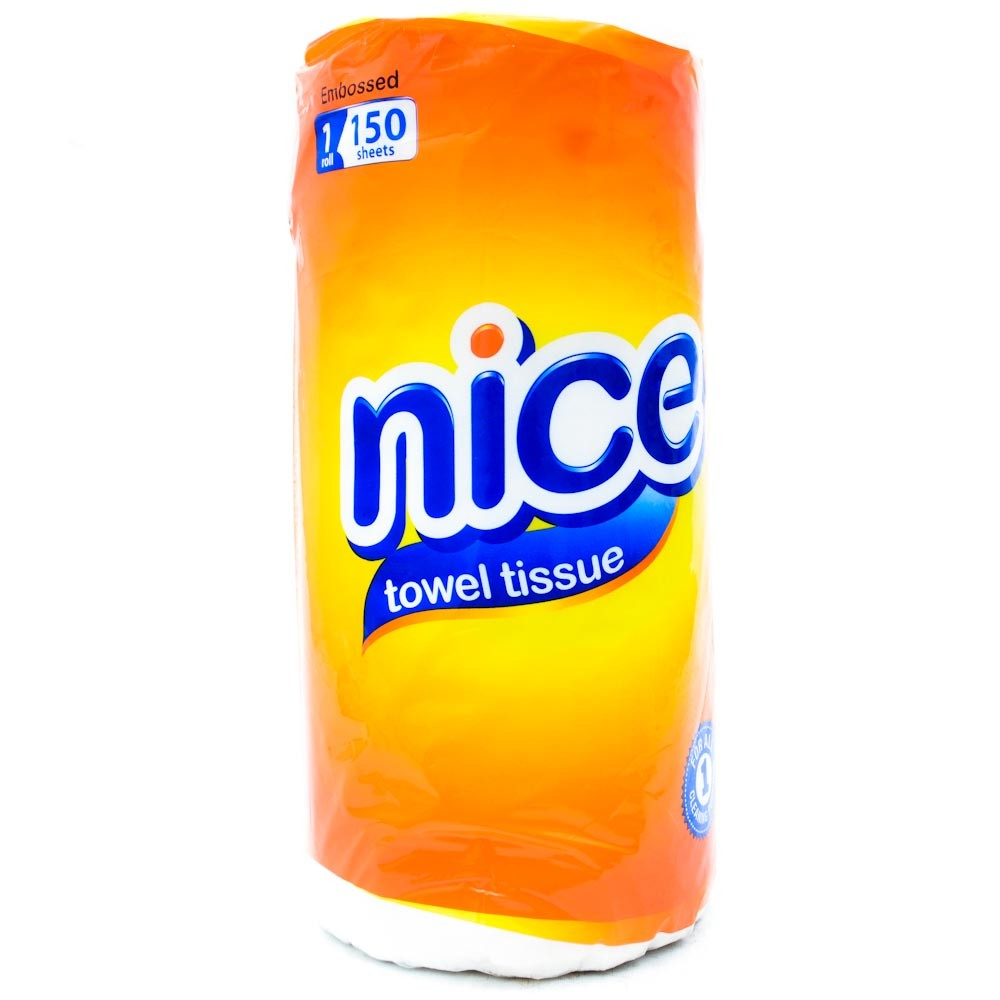 Jual Tissue Dapur Nice Serap Minyak Roll Miracle Lee Tokopedia