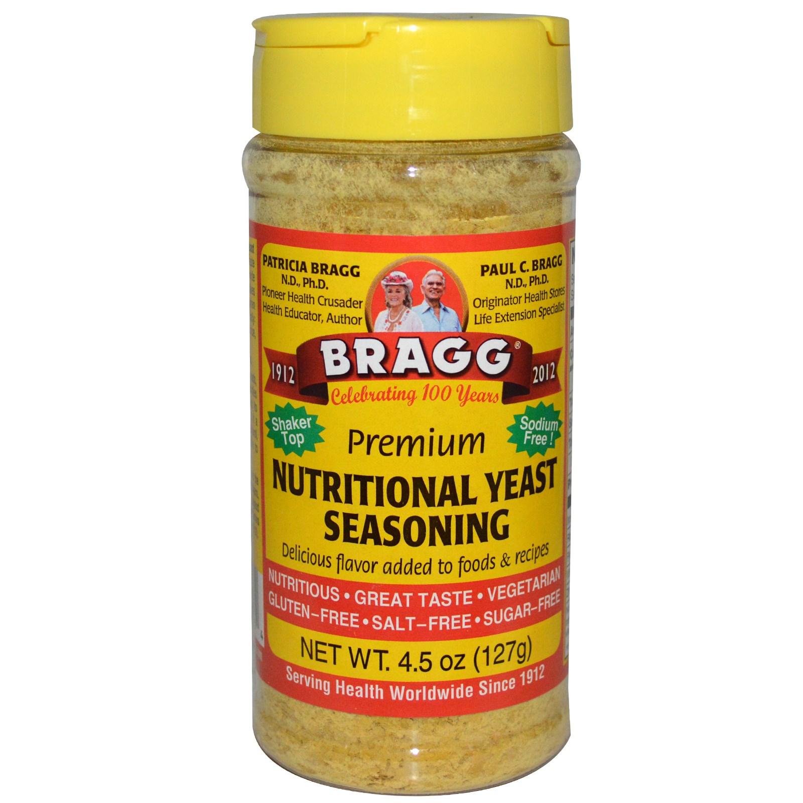 jual bragg premium nutritional yeast seasoning penyedap