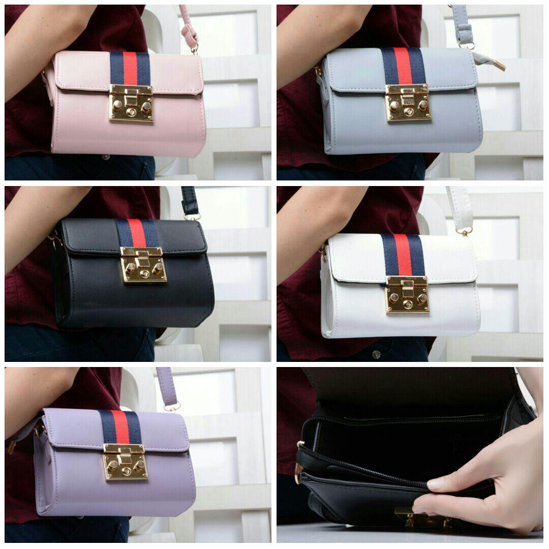 Jual Tas Selempang Gucci 936 Volady Bags Tokopedia ad593031e3