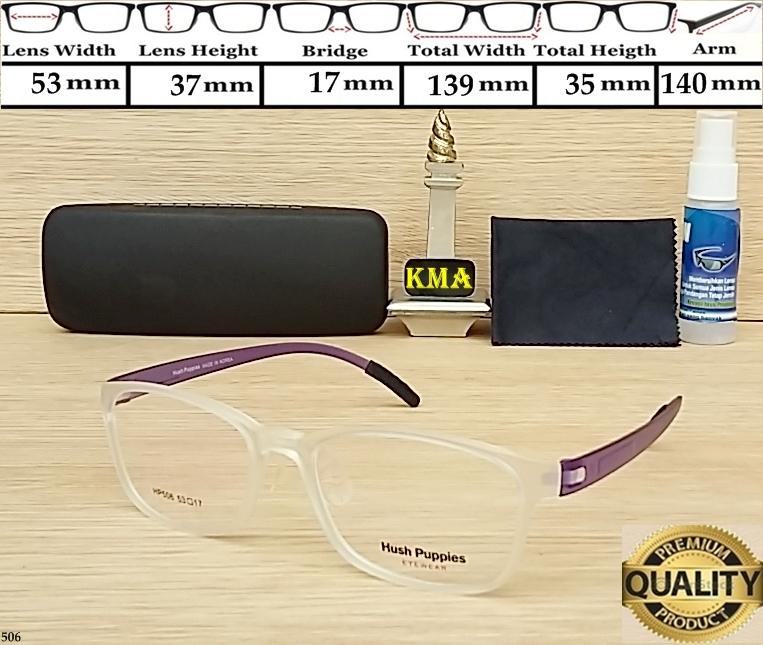... Kacamata Minus Hush Puppies Premium Kacamata Flexible Kacamata Elastis  - Blanja.com 2df981661a