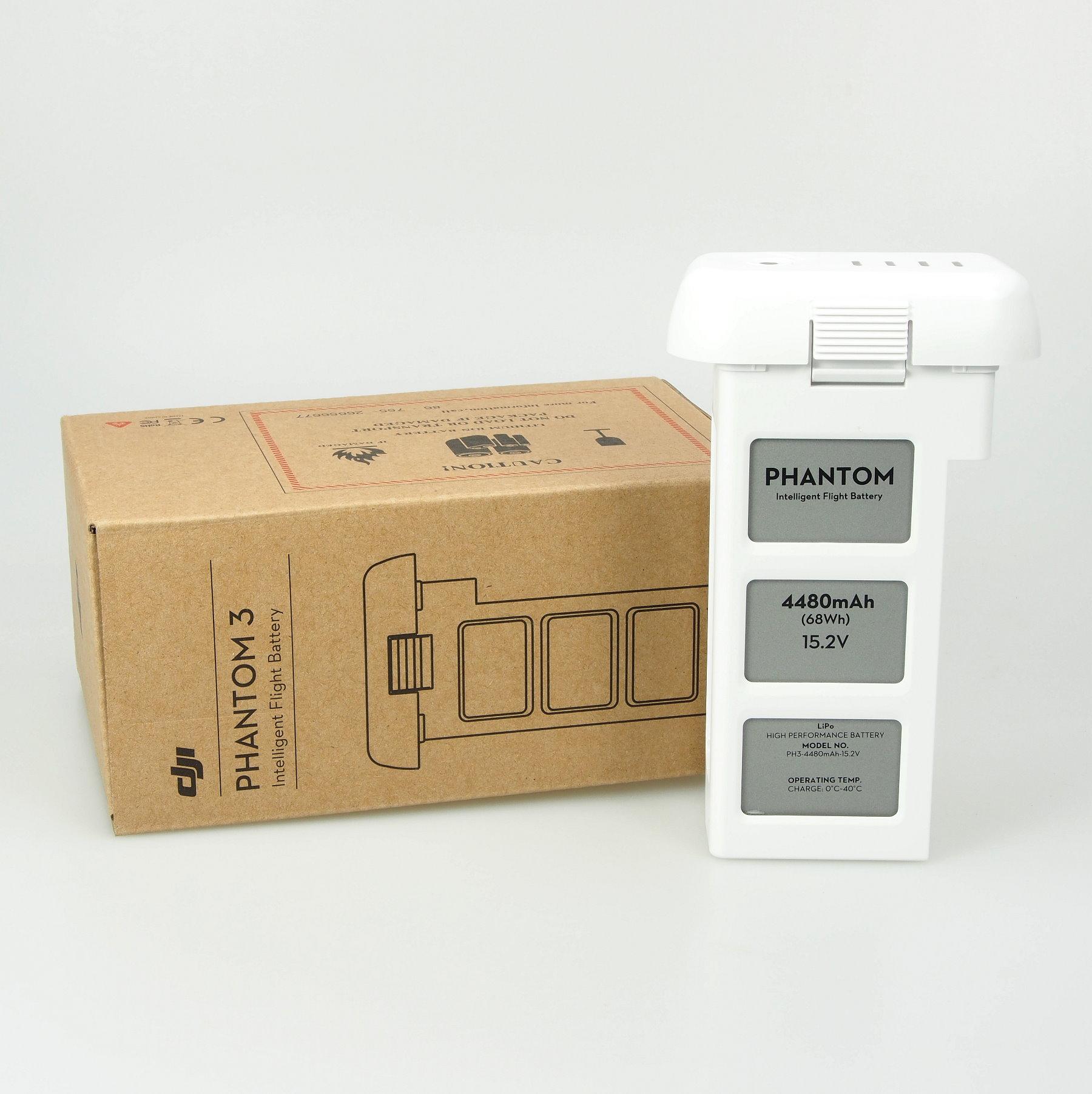 Jual Dji Phantom 3 Intelligent Flight Battery Batrei 4 Original Batrai I Tech Skw Tokopedia