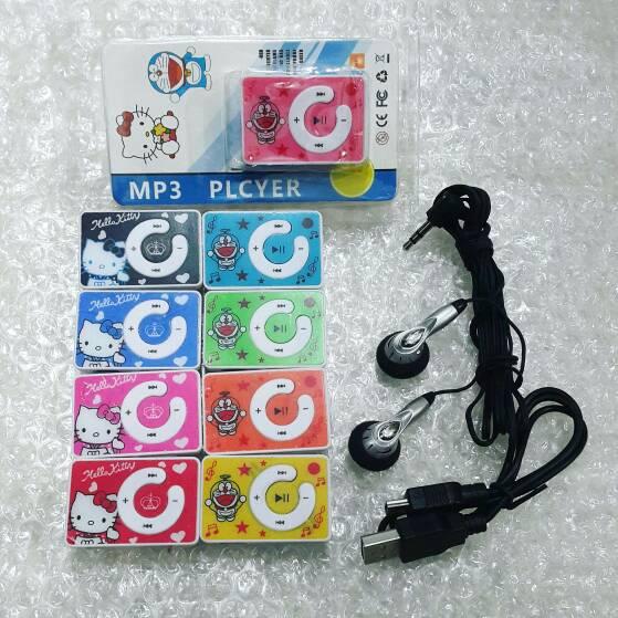 Mp3 Mini Clip Music Player Hellokitty Murah Surabaya