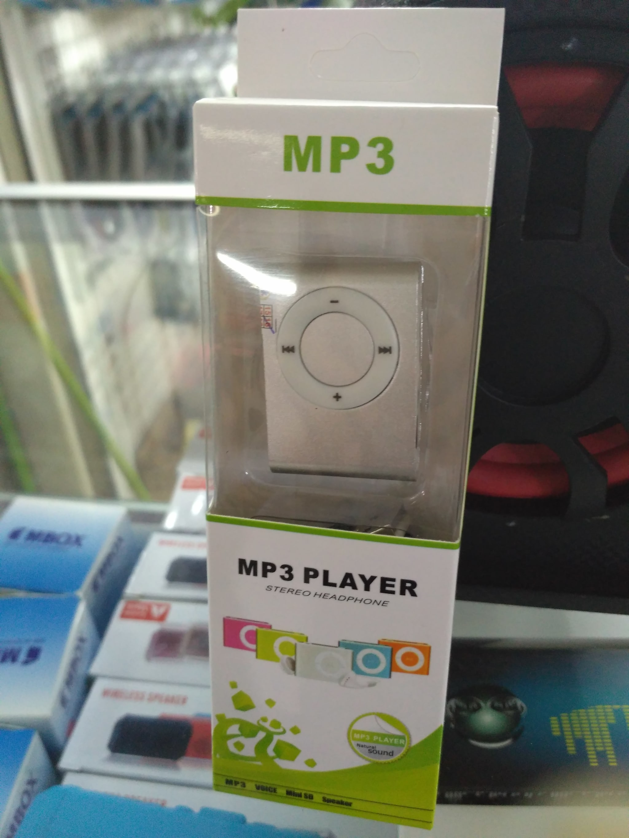 Mp3 Player Slot Micro Sd