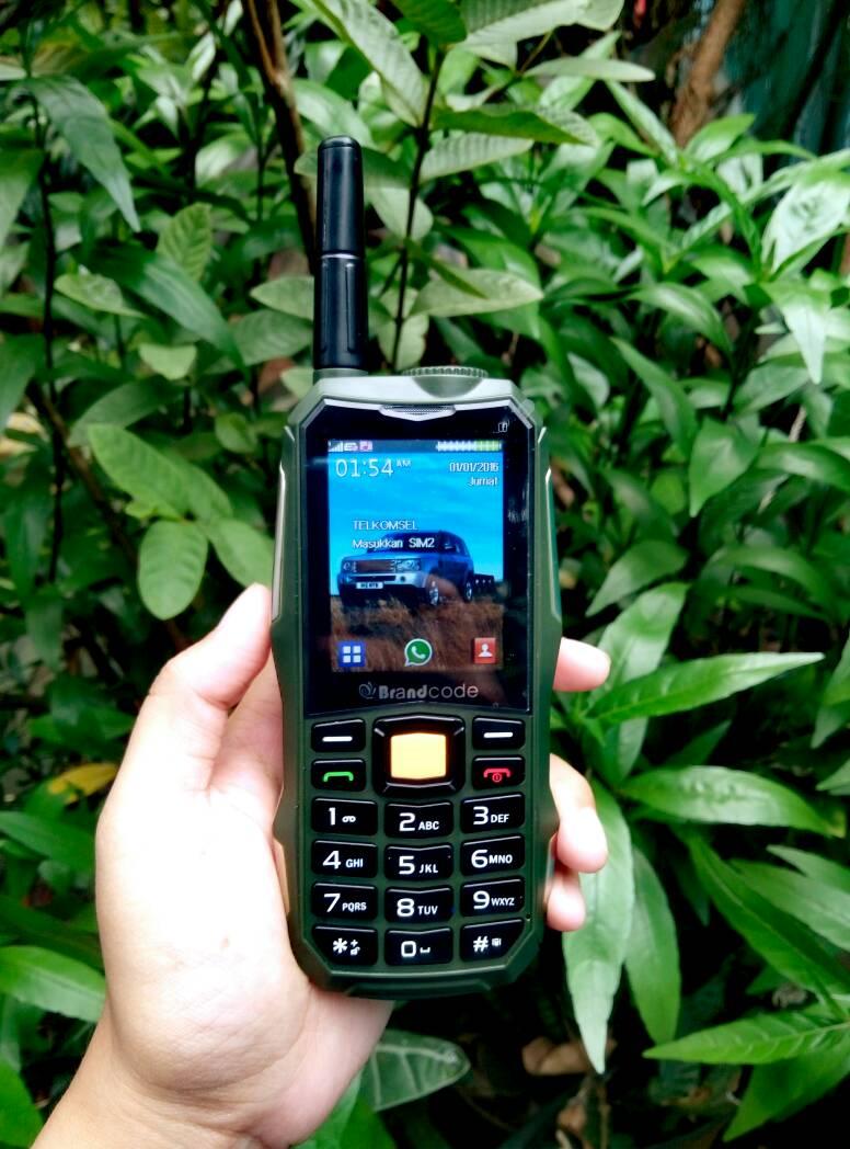Jual Handphone Hp Brandcode B81 Powerbank 10000 Mah Gsm Selular88 Tokopedia