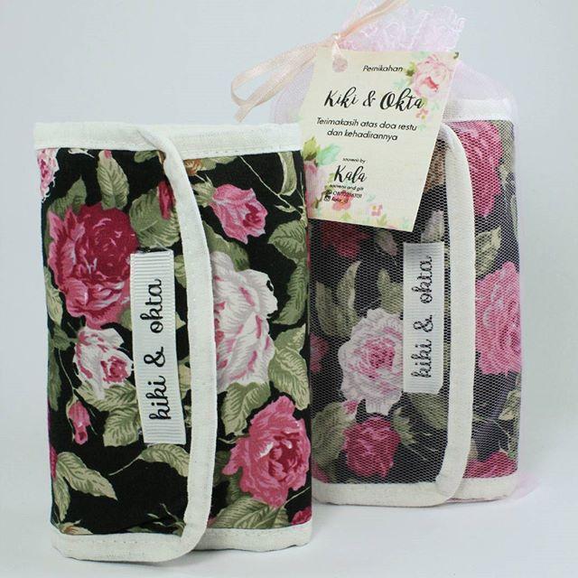 Jual Souvenir Pernikahan Custom Tote Bag Unik Kala