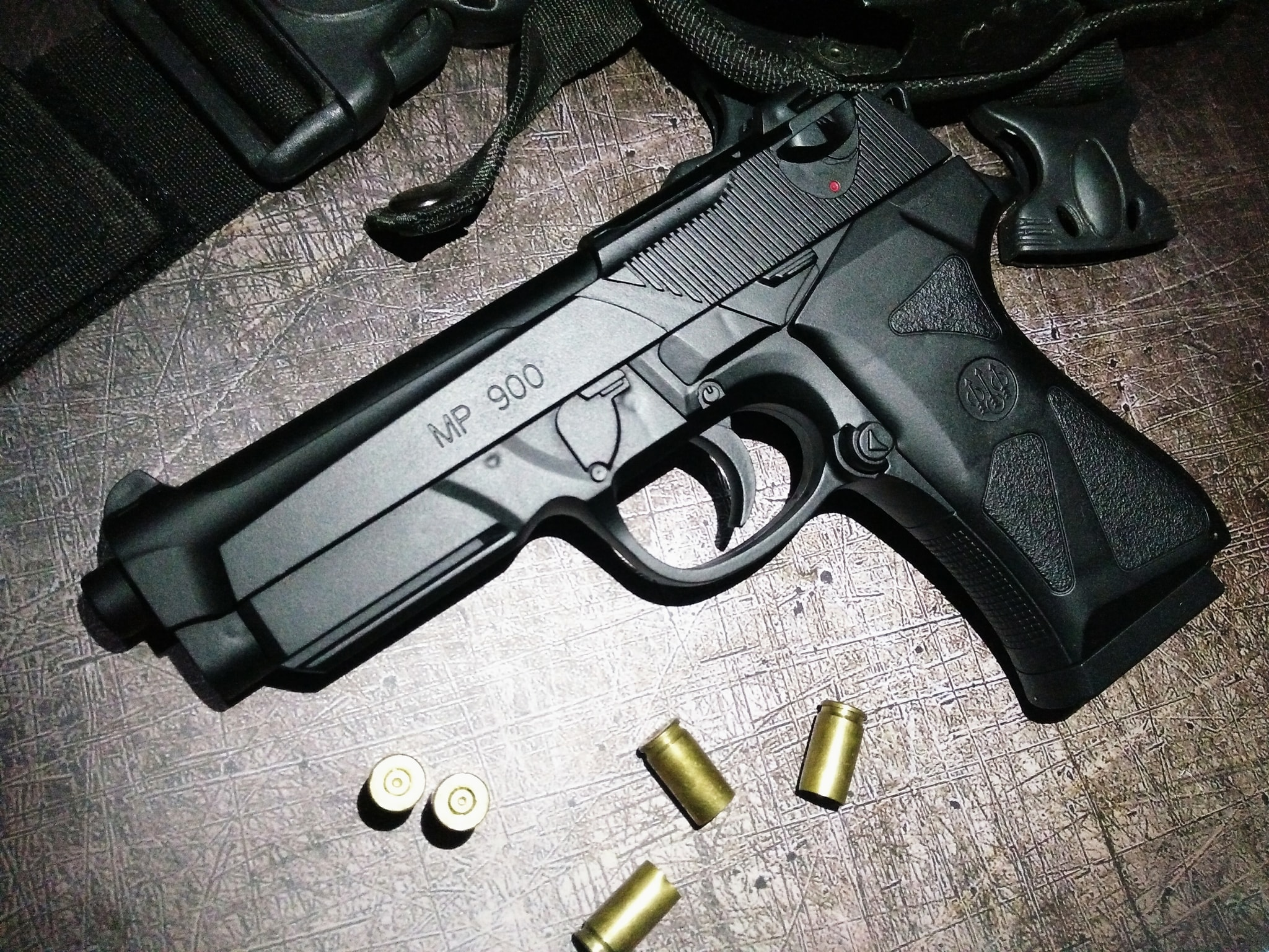 Jual Airsoftgun Spring Beretta M90 Two 7gun Shop Tokopedia Air Soft Gun