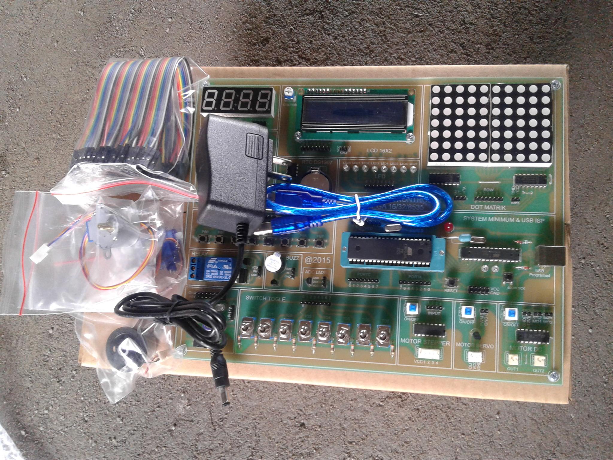 ebook mikrokontroler atmega8535