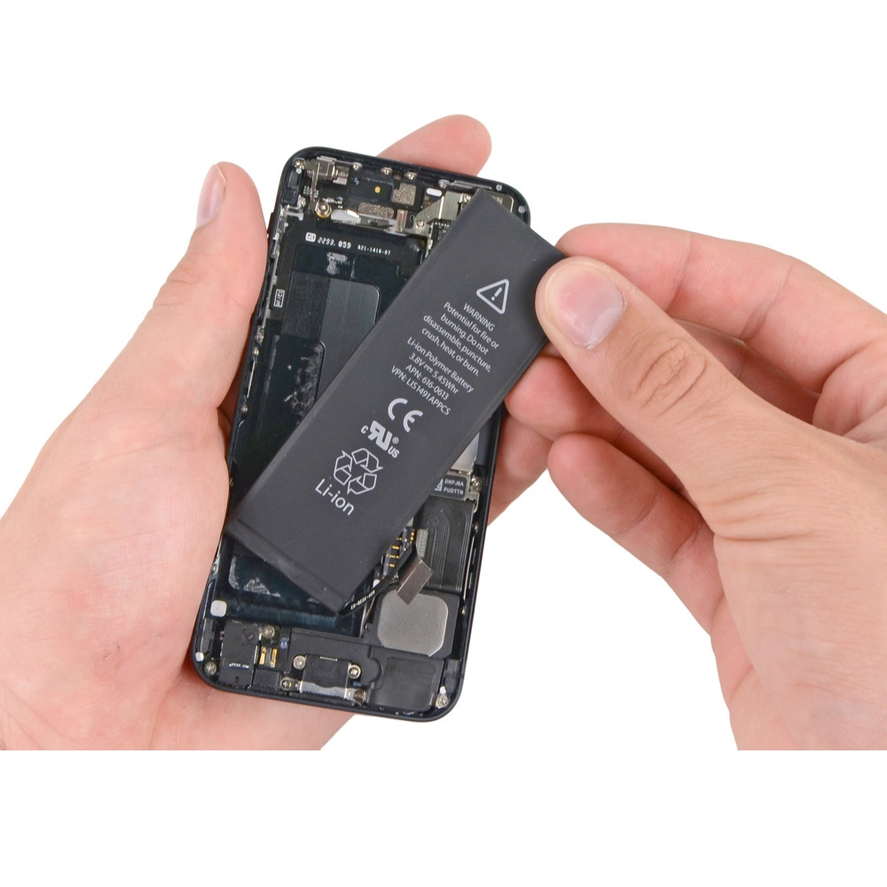 Harga Iphone 5 Hq Li-ion Replacement Battery 1440mah With Connector Limited di Indonesia - Keeprice.com