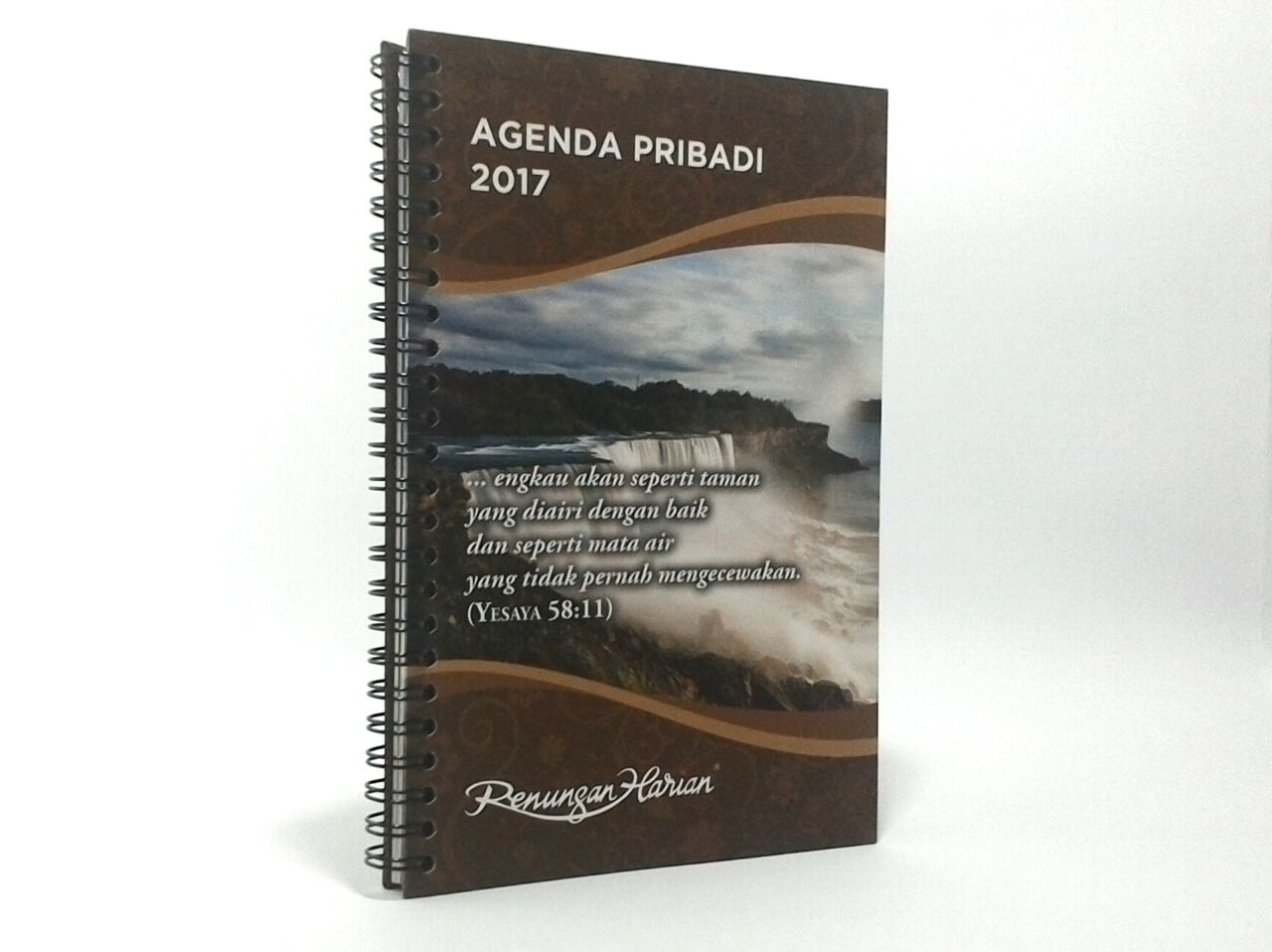 Agenda Pribadi 2017