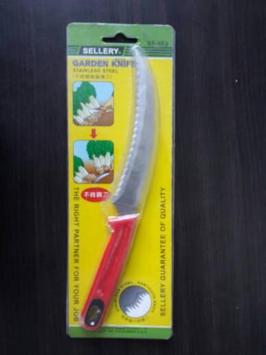 Garden Knife, Pisau Kebun, Gergaji Tanaman SLL 65-999