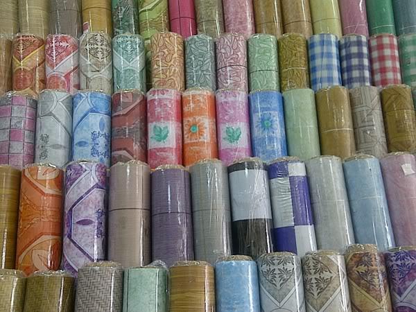 Jual Karpet Lantai Plastik UK 1 2mtr 2mtr boss mede