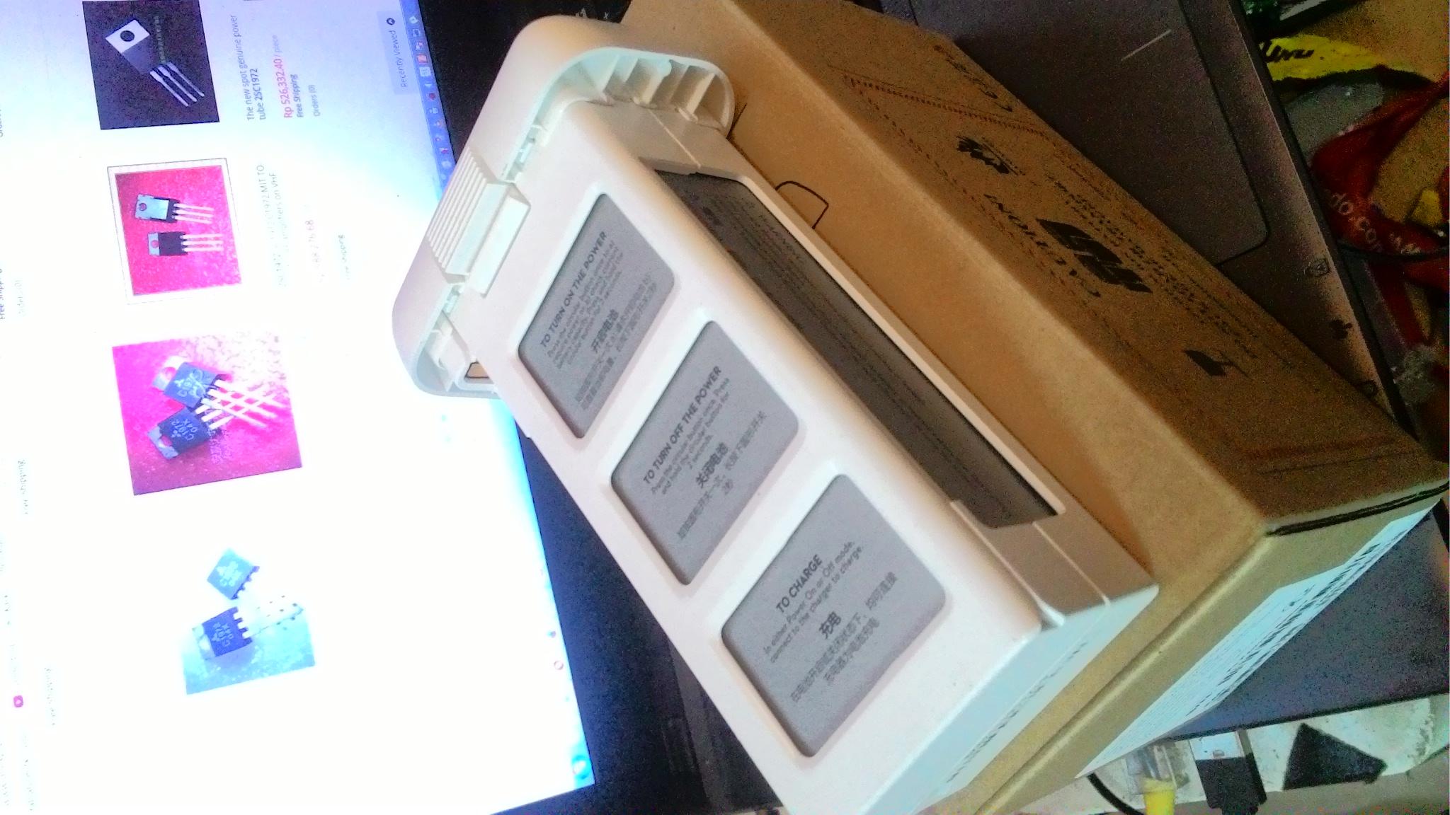 Jual Baterai Dji Phantom 3 Original Adv Pro Standard Battery Intelligent Flight Batere Clasikshop Tokopedia
