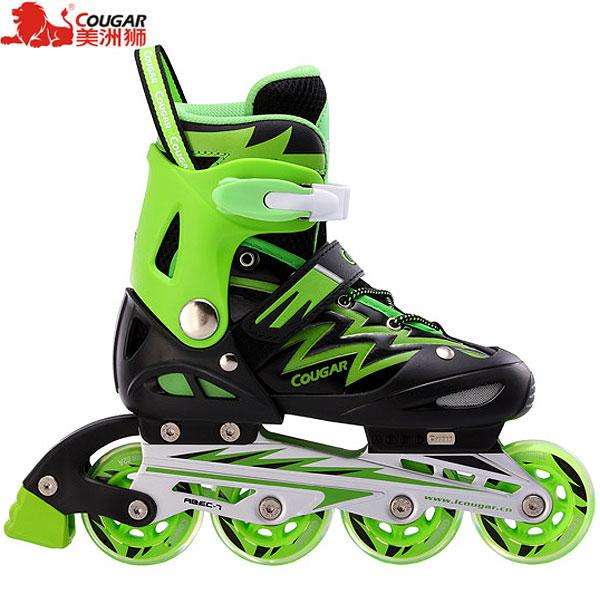 Jual Sepatu Roda Cougar (Size L)   Inline Skate Cougar Original ... 4c858b4503