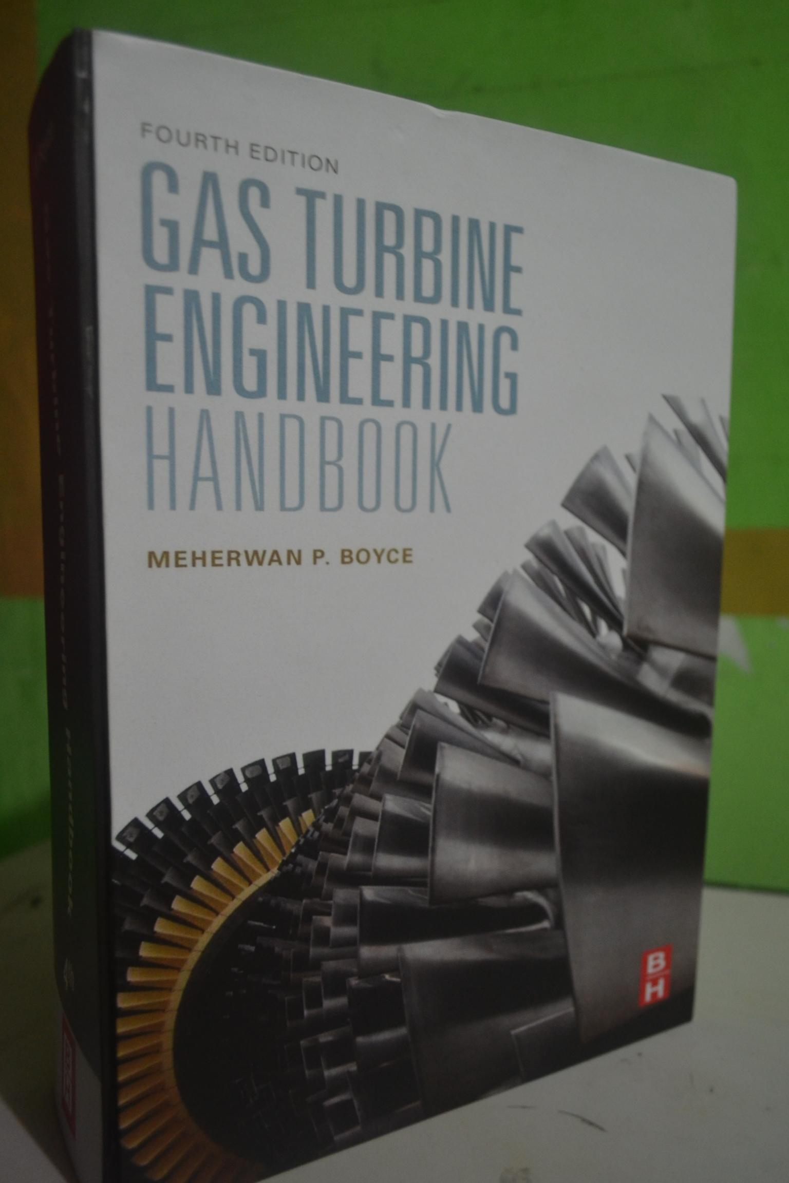 Jual Buku Teknik Penerbangan Gas Turbine Engineering Handbook 4th