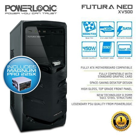 CASING Powerlogic Futura Series