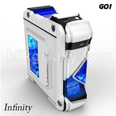 CASING Infinity G01 Gaming Transformer