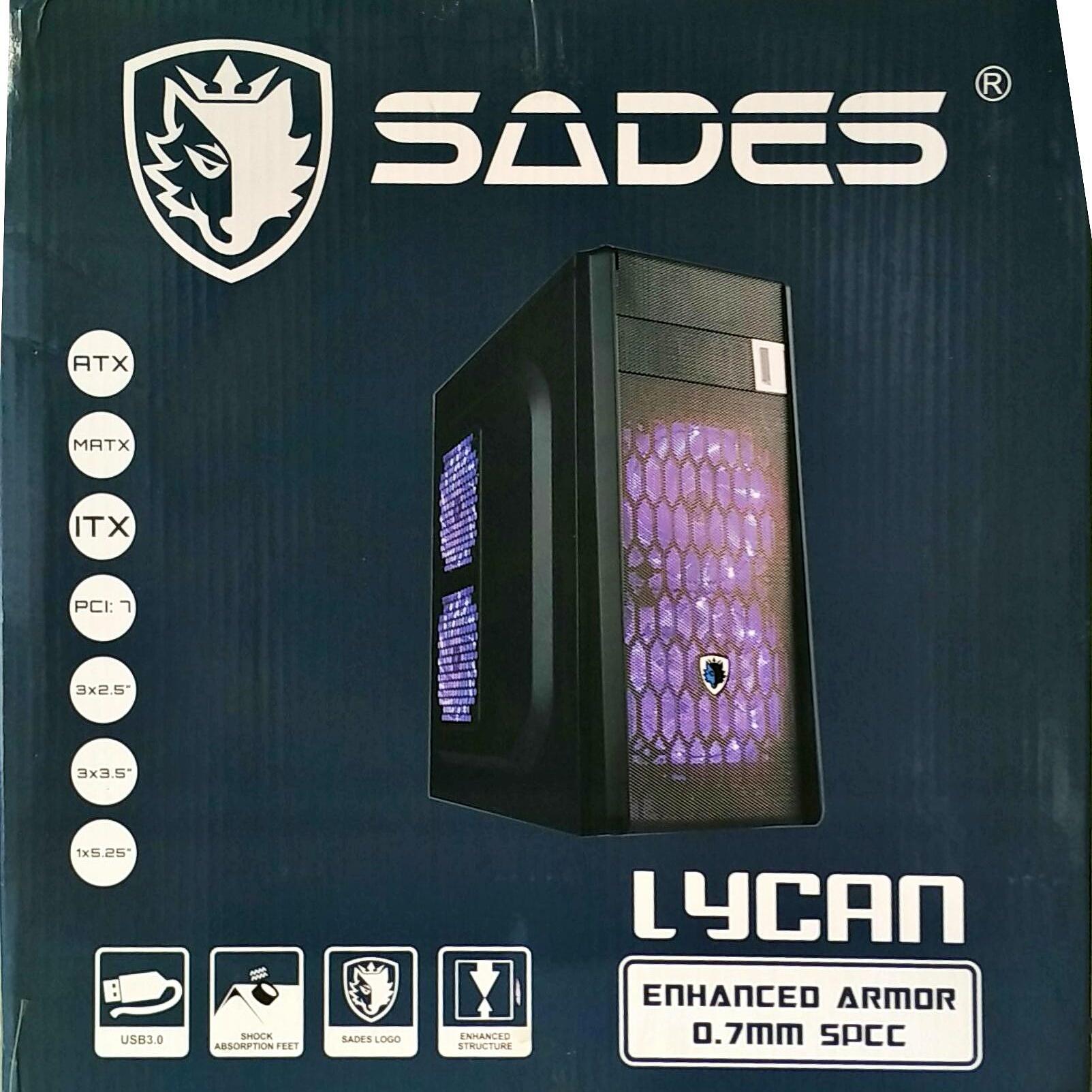 Casing Sades Lycan