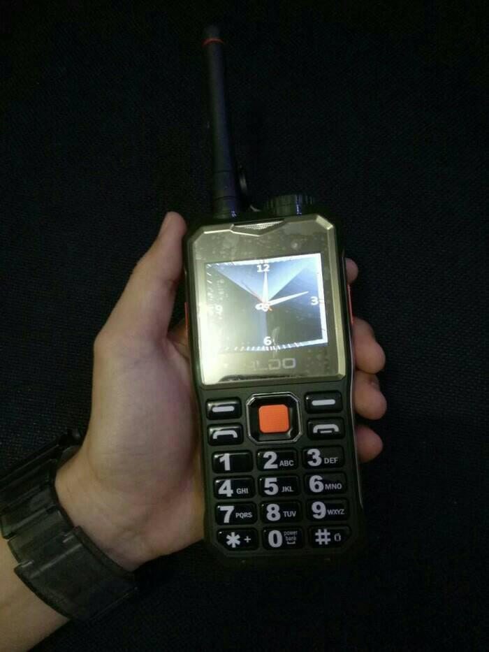 jual handphone ht handy talky bisa pb hp al 007 antena