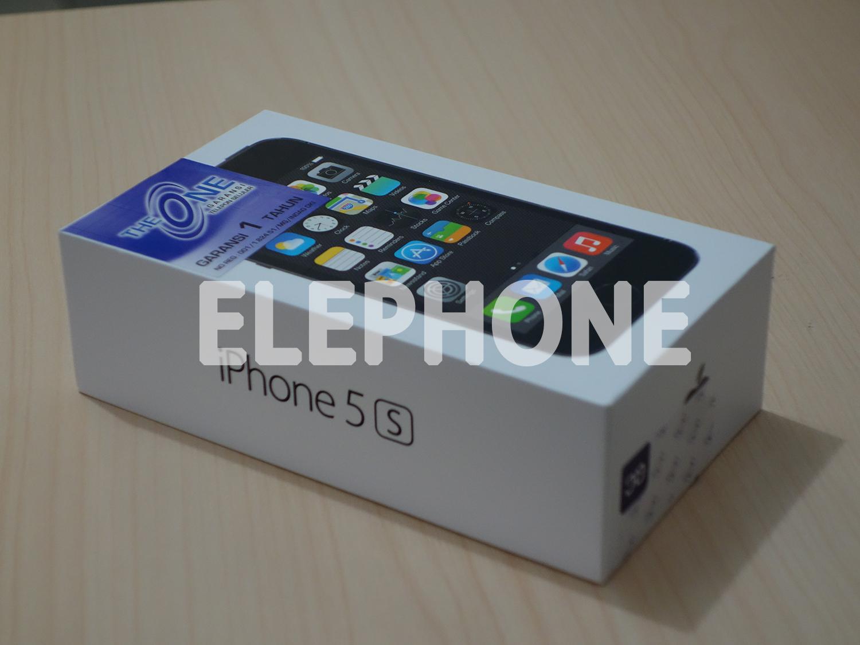 Daftar Harga Iphone 5s Garansi The One 1 Tahun Termurah 4s 5 64gb Distributor By Jual Apple Grey