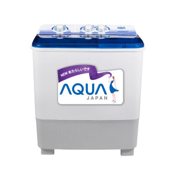 Sanyo Aqua Mesin Cuci 9kg Sanyo QW-930XT