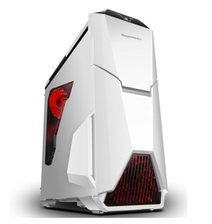 SEGOTEP GAMING CASE WARSHIP EVO - WHITE
