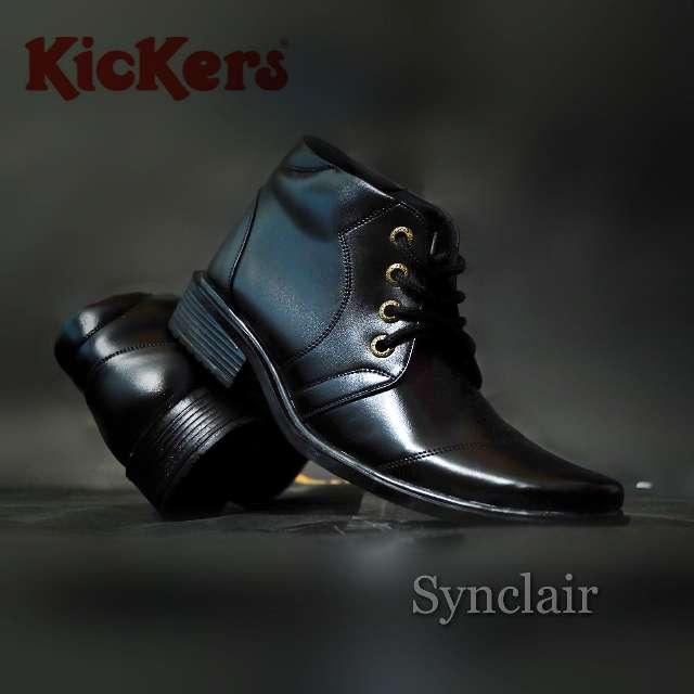 sepatu kerja kantoran pantofel kickers synclair