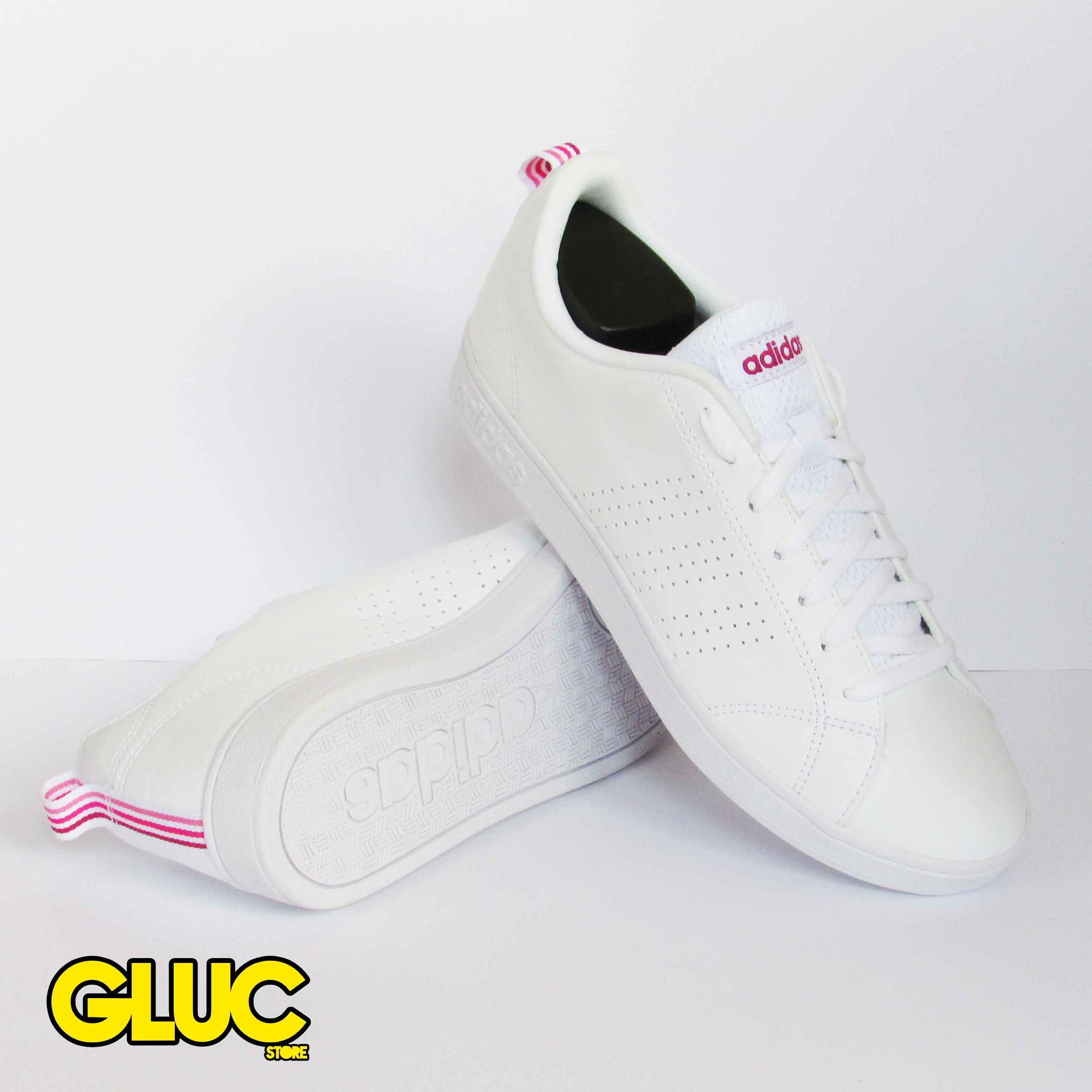 Adidas Neo Advantage Pink Original