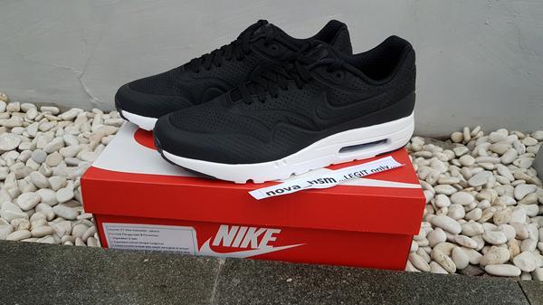 finest selection 7bfd9 823df ... promo code for jual nike air max 1 ultra moire black baru sneaker .  78da5 bd90f