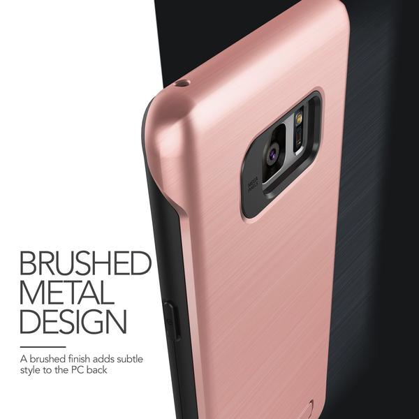 Verus Galaxy Note 7 Case Duo Guard Rose Gold Original