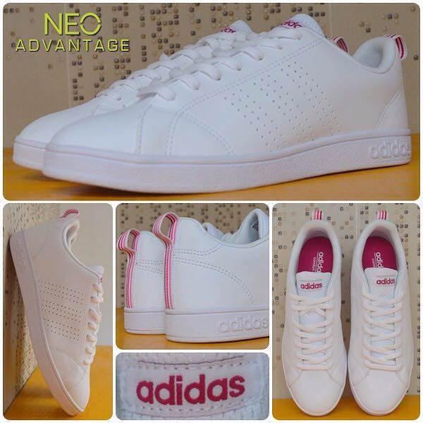 the best attitude 10db6 10cea Adidas Neo Advantage Rose Gold