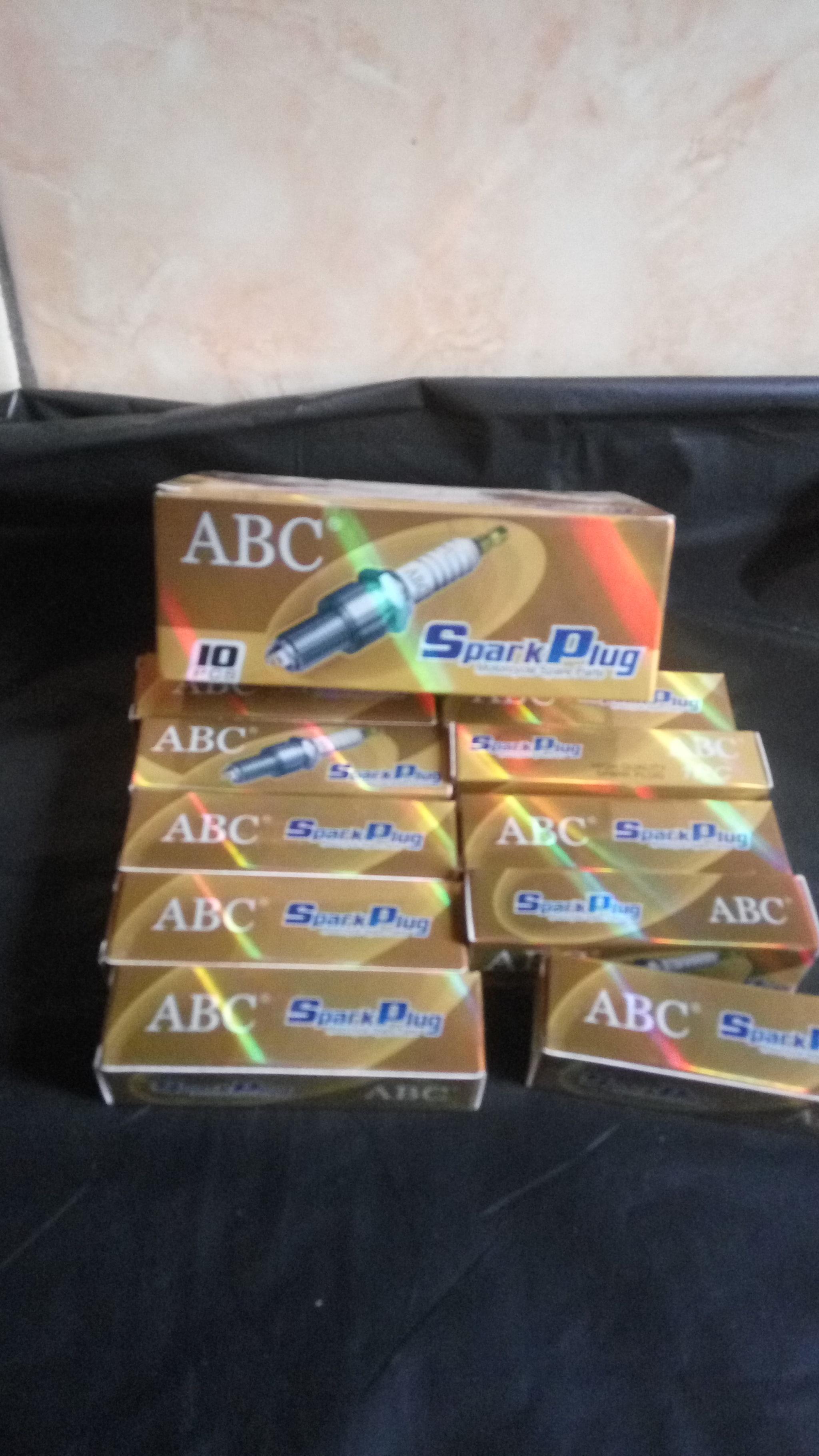 BUSI (SPARK PLUG) MERK ABC AB7CEH