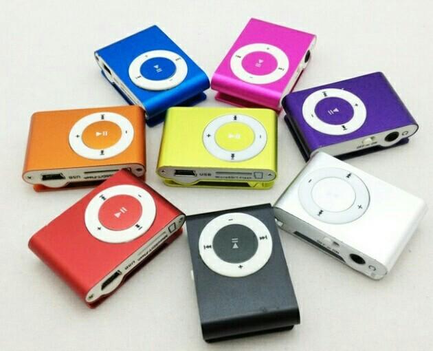 MP3 MINI SHUFFLE WARNA