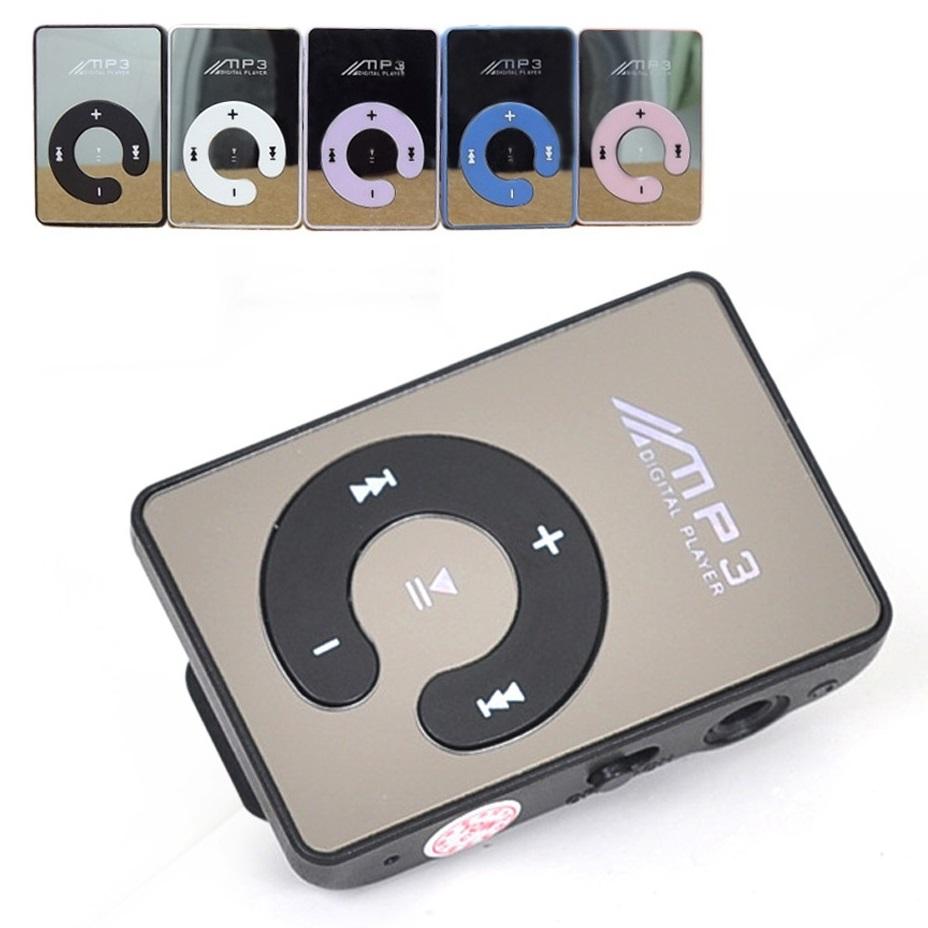 Digital C Mini MP3 Player + MicroSD Slot