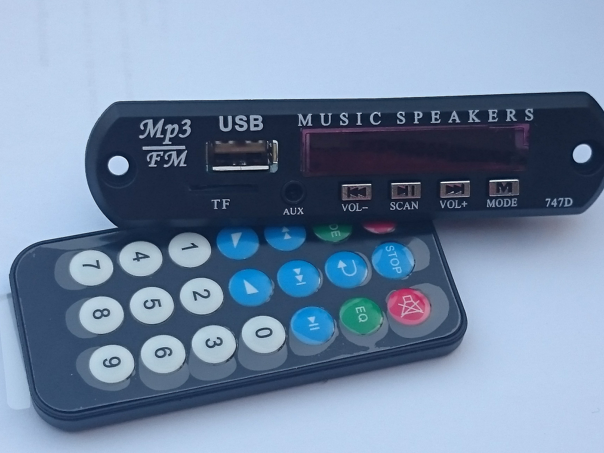 MP3 Module MP3 Player MP3 Decoder