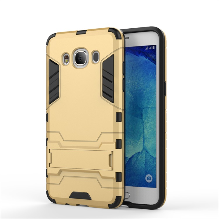 Samsung Galaxy J5 2016 Anti Knock Slim Hybrid Rugged Armor Case