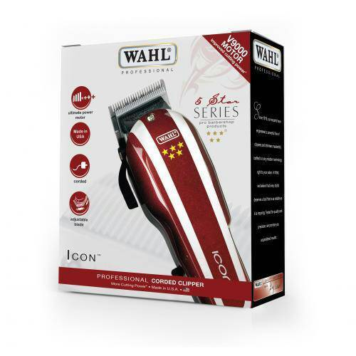 Jual WAHL ICON 5 Star Made In USA Alat Cukur Rambut