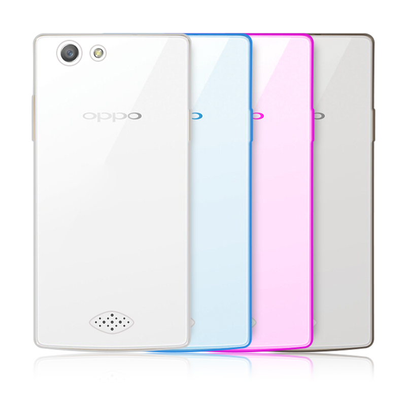Ultra Thin Tpu Soft Case Casing Cover Oppo Neo 9 A37 Transparan Source · Transparan Source