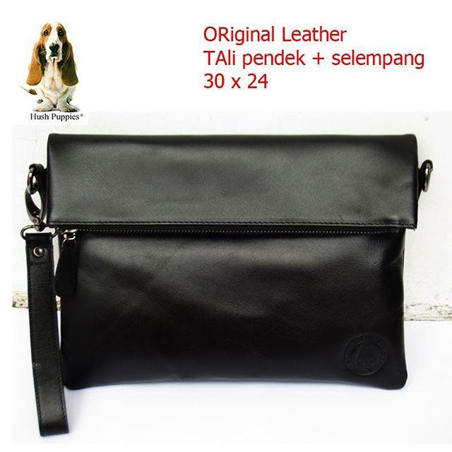 Jual TAs tangan Handbag Hush puppies Selempang Pria wanita kulit ... a6f80d51a0