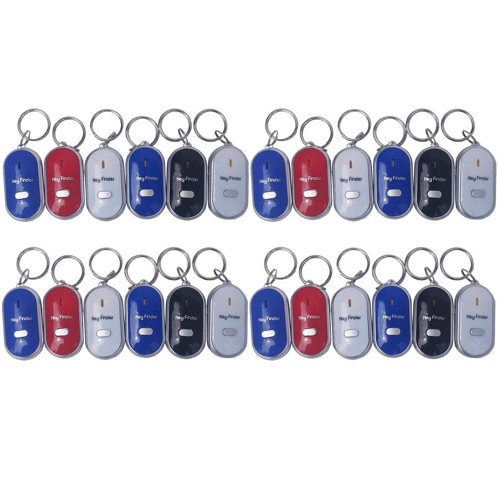 Harga Paket 24 Buah Gantungan Kunci Siul QF315 Key Finder