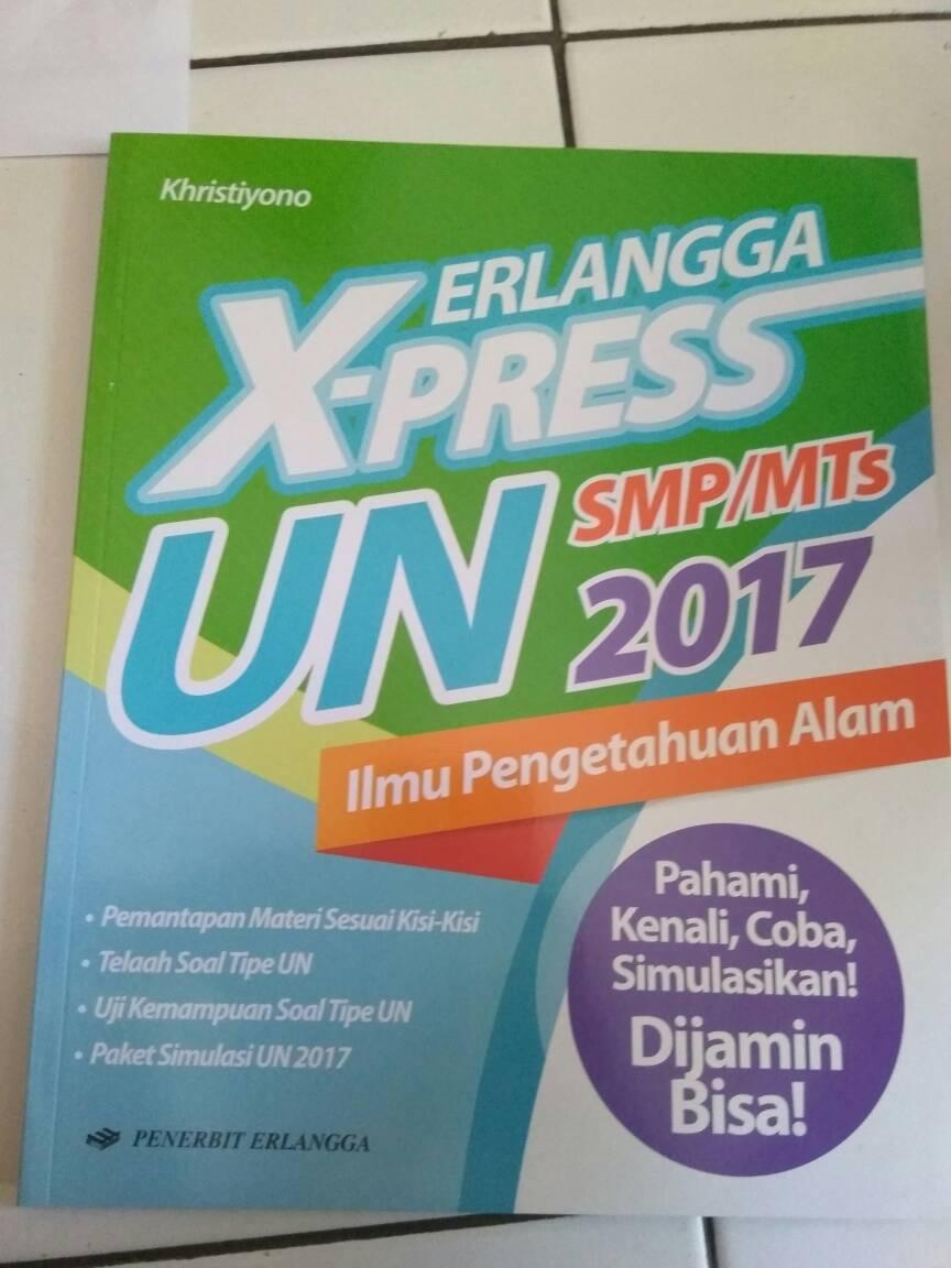 Bank soal un ipa smp - Jual Kumpulan Soal Expres Un Ipa Smp Th 2017 Sapitri Book Tokopedia