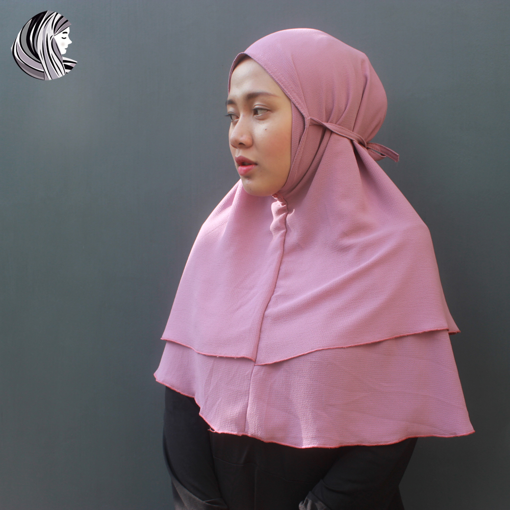 Khimar Aisyah by Hijabic