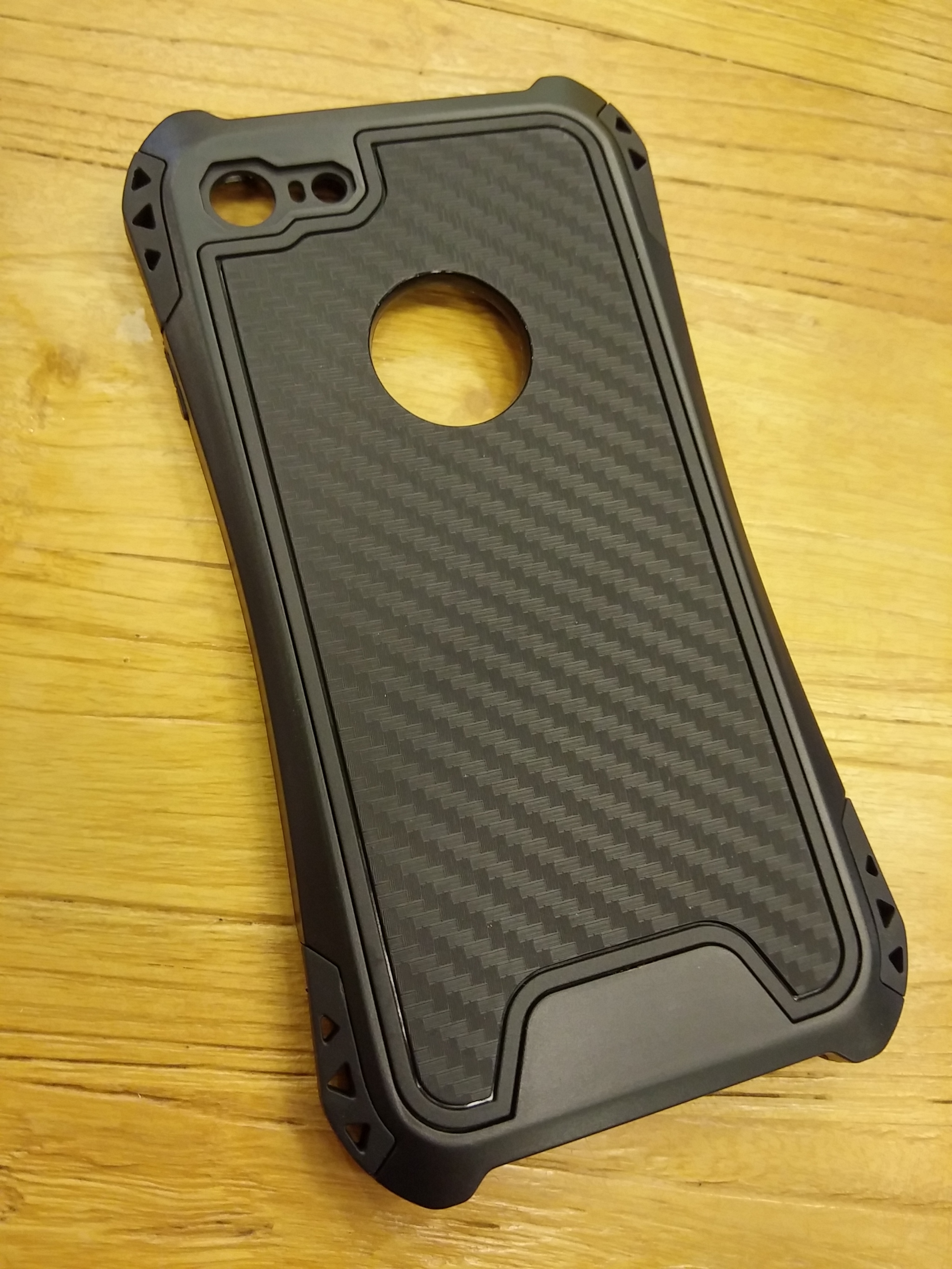 Apple iPhone 7 7S 4.7 Shift Carbon Rugged Armor Case - Heavy Duty