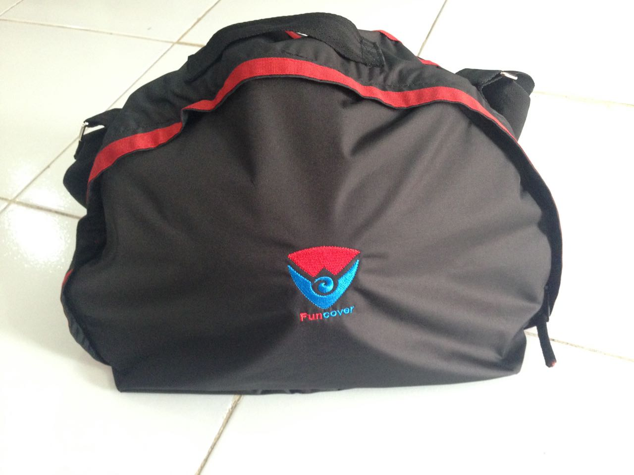 Voucher Ongkir Cover helm Premium Funcover v2 Jas Hujan Tas Helm Waterproof Slingba dari Tokopedia