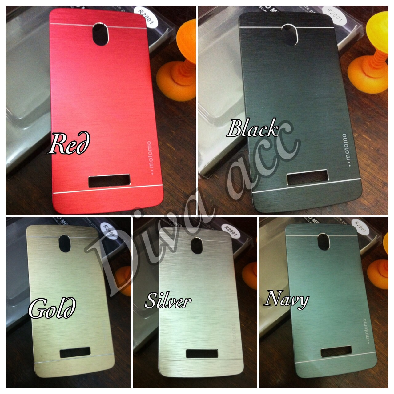 Jual Oppo Yoyo R20001 Motomo Metal Brushed Back Case Hard Case Cover - beliajasemua | Tokopedia
