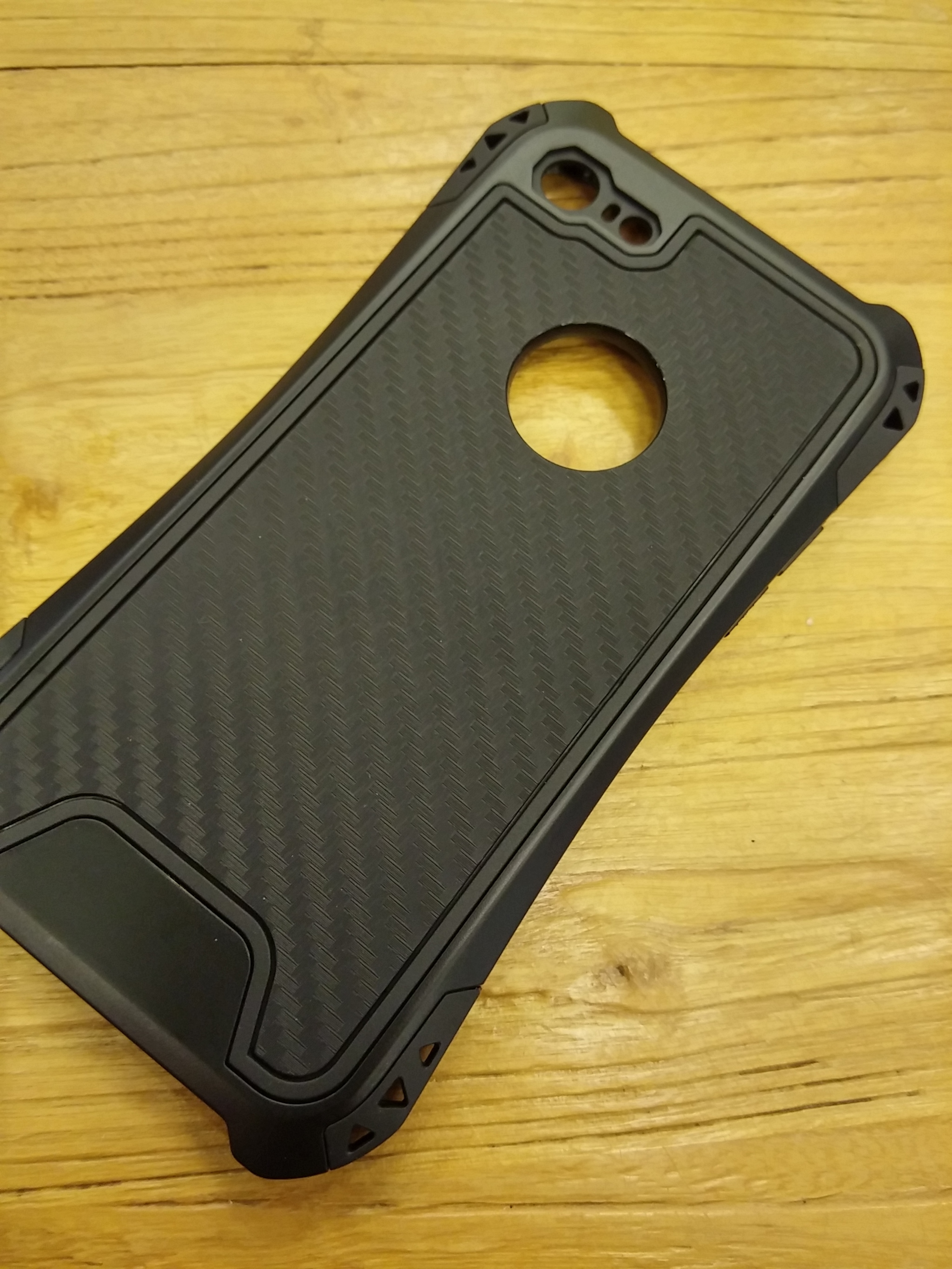 Apple iPhone 5 5S SE Shift Carbon Rugged Armor Case - Heavy Duty