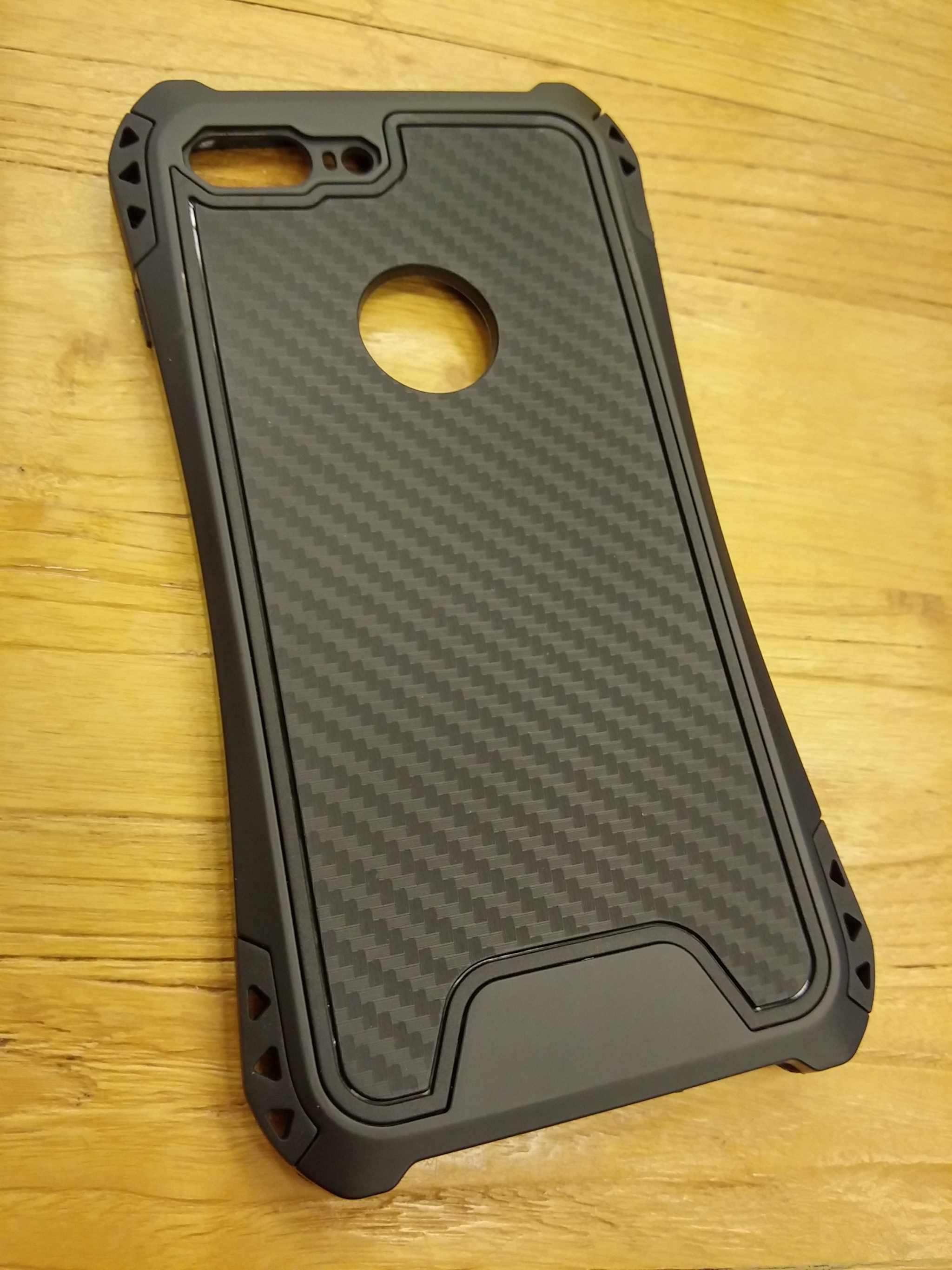 Apple iPhone 7 7S Plus 5.5 Shift Carbon Rugged Armor Case - Heavy Duty