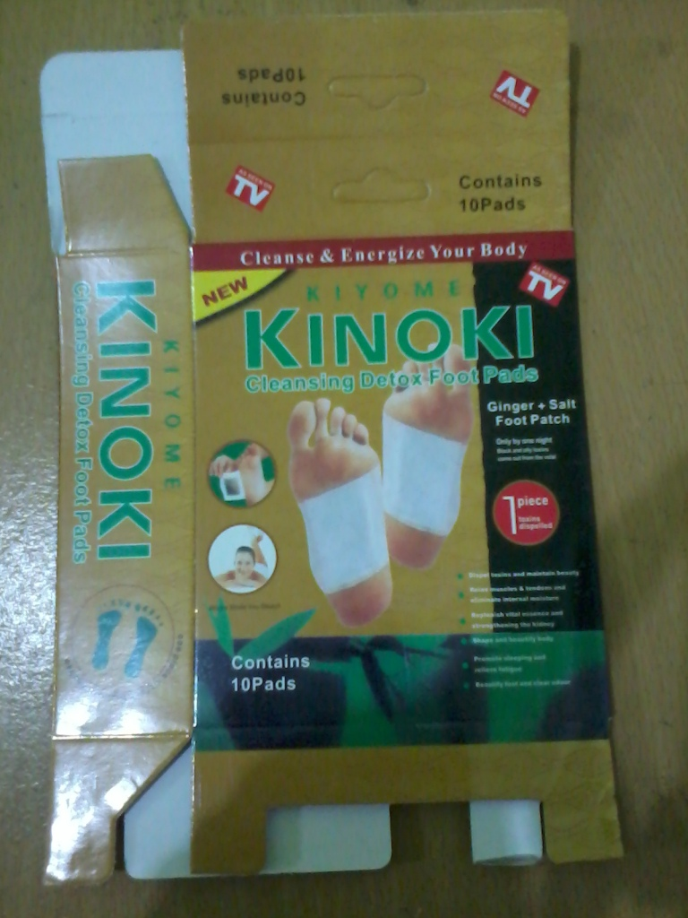 Jual New Koyo Kaki Herbal Kinoki Gold Foot Patch Berkualitas Penyerap Racun Tubuh Rosa Furnima Tokopedia