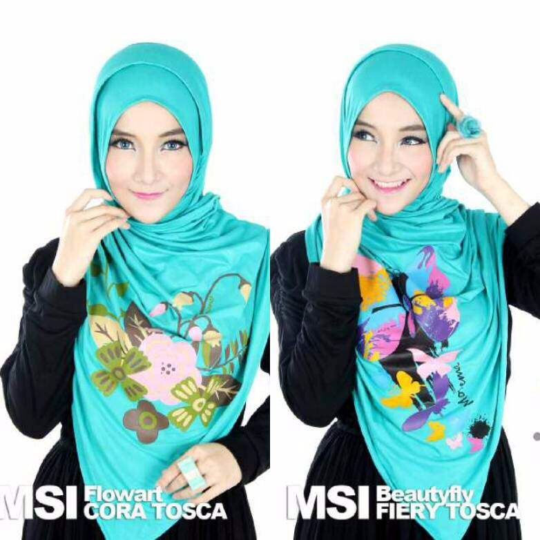 BEST SELLER Moslema Shawl Instant BEST QUALITY